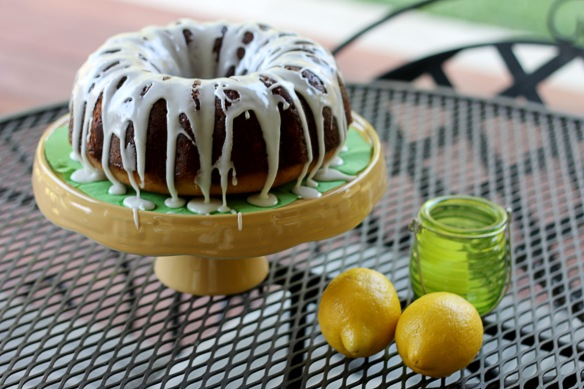 Lemon Bundt Cake from Square Root of Pie