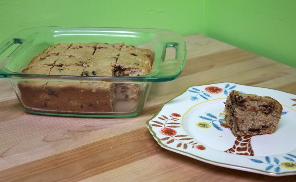Chocolate Chip Pineapple Banana Bread from Square Root of Pie